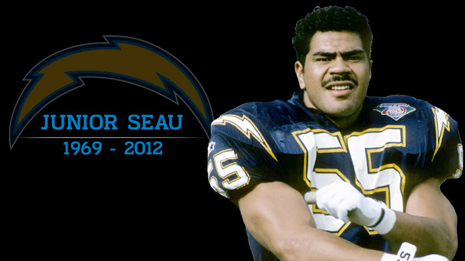 Remembering Junior Seau